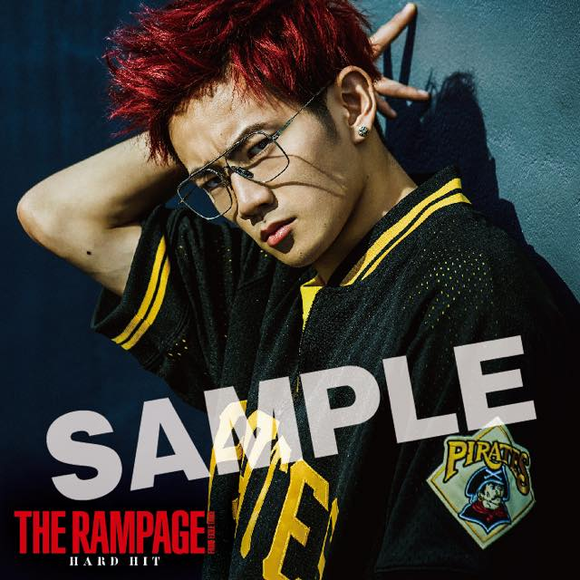 THE RAMPAGE from EXILE TRIBE 6thシングル「HARD HIT」EXILE TRIBE ...