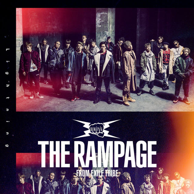 The rampage 新曲